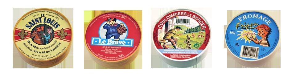 camemberts Chavegrand