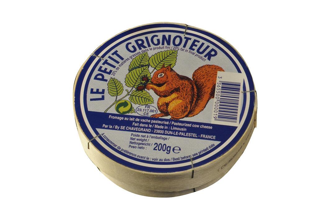Le petit Grignoteur-camembert-200g