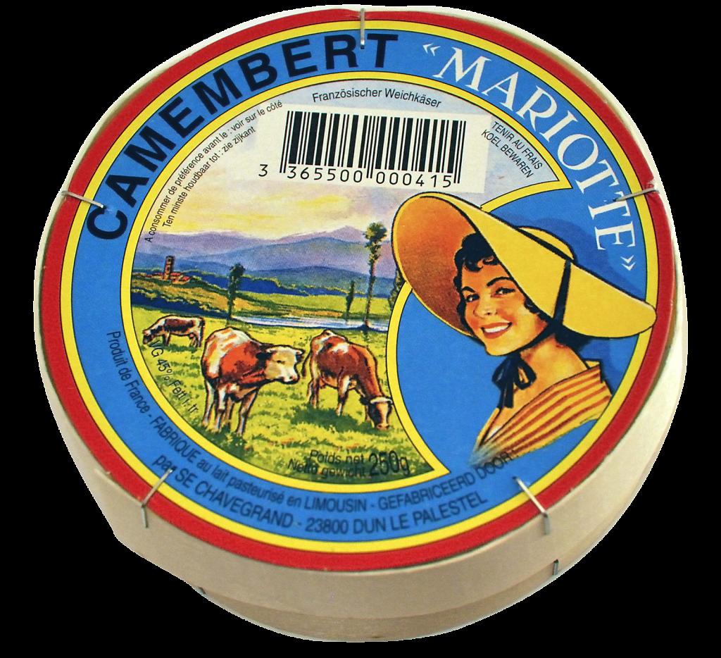 Mariotte camembert - 250g