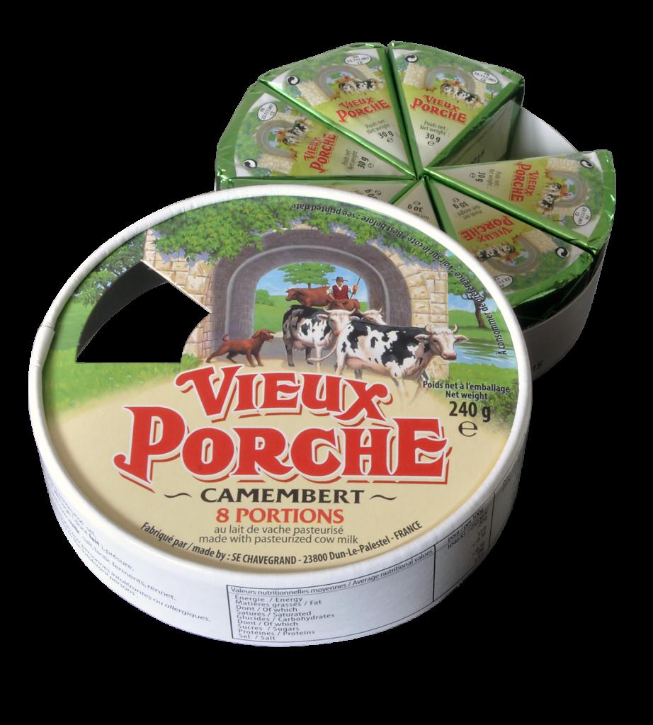 Vieux Porche 8 portions