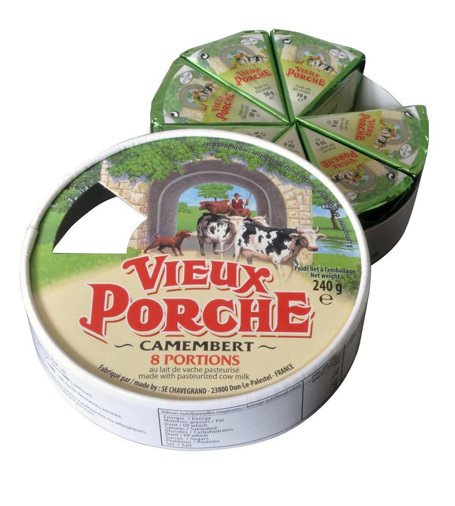 Camambert Vieux Porche - 240g