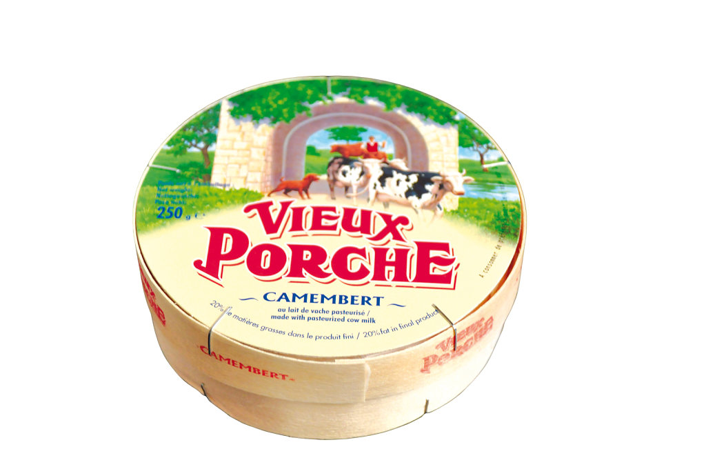 Camembert Vieux Porche - 250g