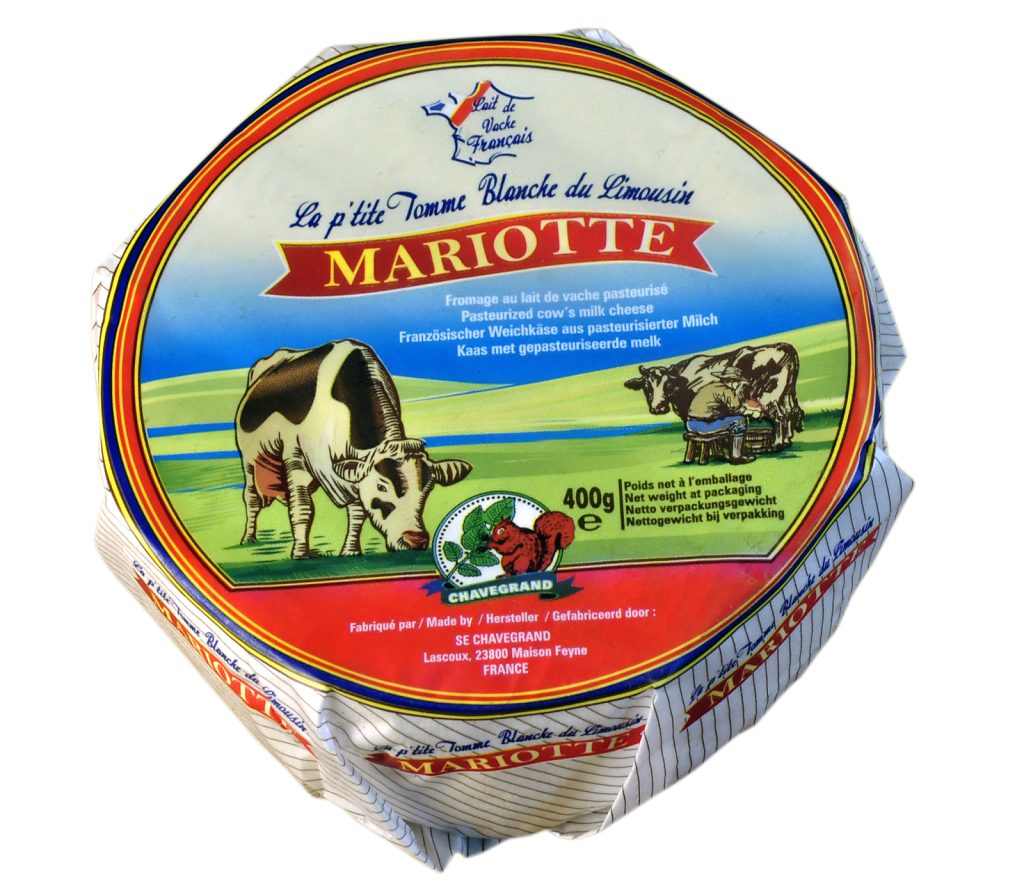 Mariotte-tomme-400g
