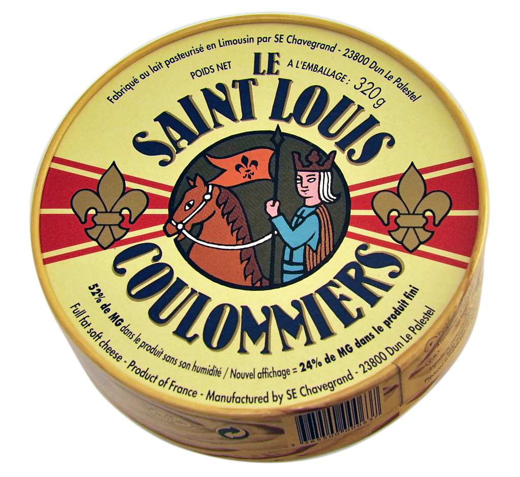 Le Saint Louis - Coulommiers - 320g