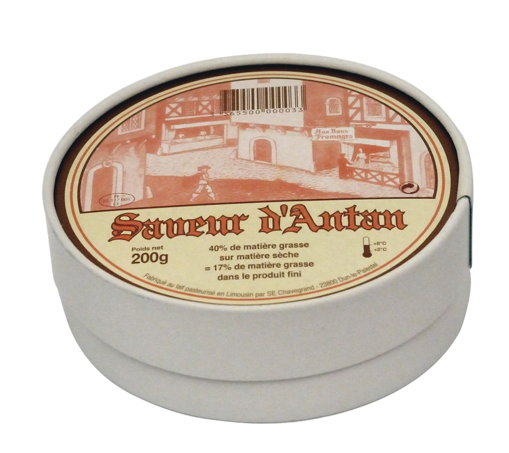 Saveur d'antan - Camembert -200g