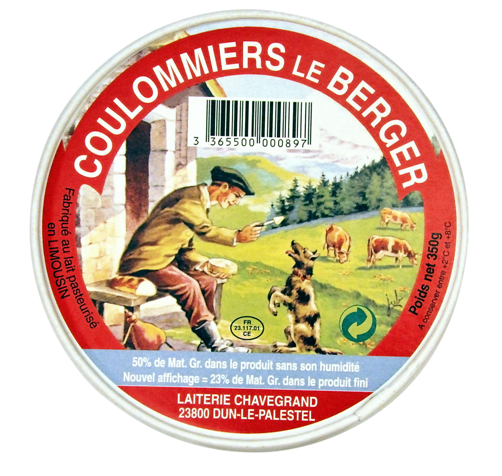 Le Berger - Coulommiers- 350g