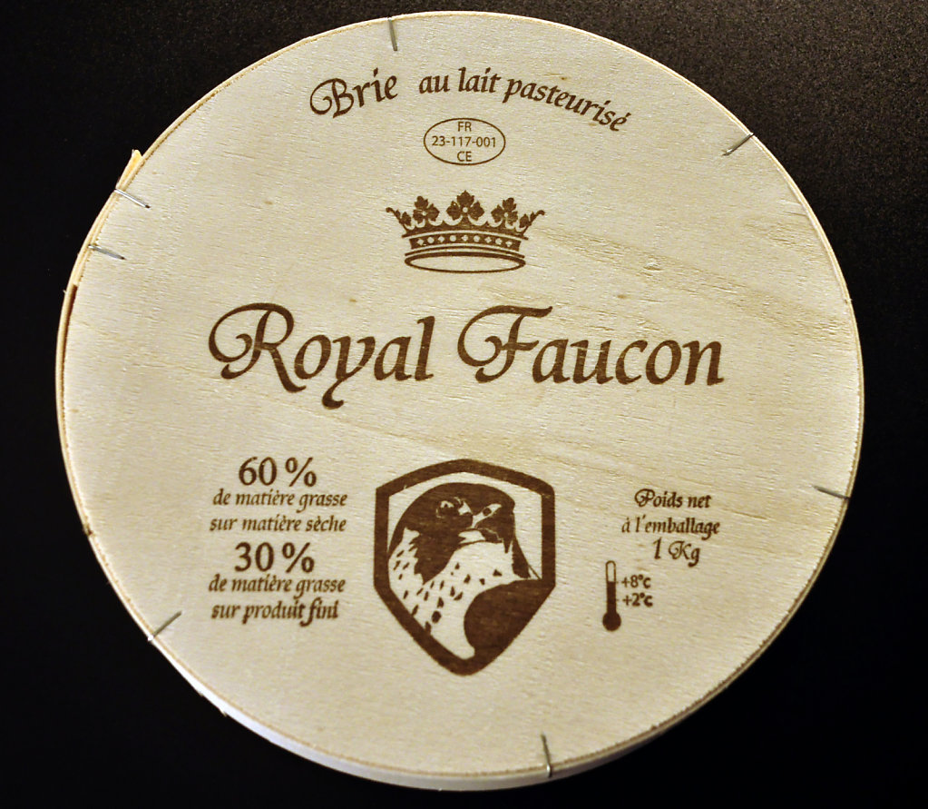 Faucon Royal - Brie 1kg